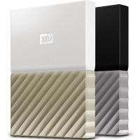 WD/西部数据 My Passport Ultra 4T 4TB 2.5寸USB...